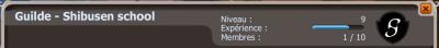 Recrutement dans ma guilde