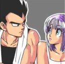 Photo de Bulma-X-Vegeta