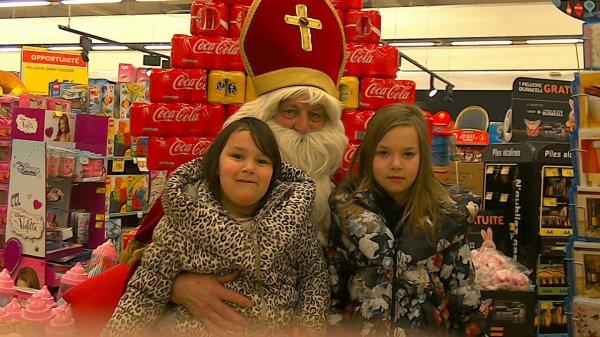 Visite de saint nicolas