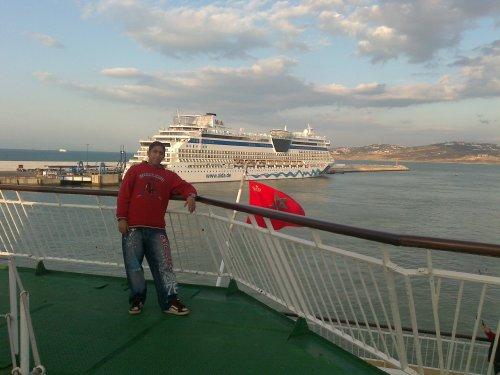 au bateau le 14/03/2010