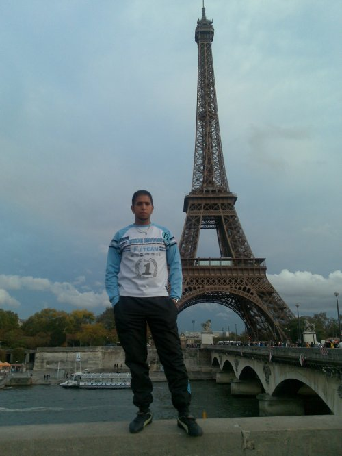 a tour eiffel  29/10/2011