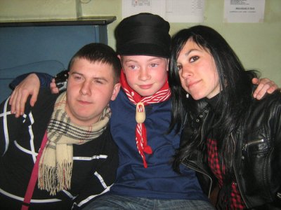 axel,dylan,et moi