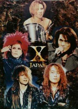 x japan (l)