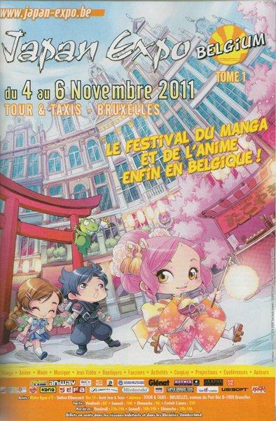Expo Japan Belgium  <3