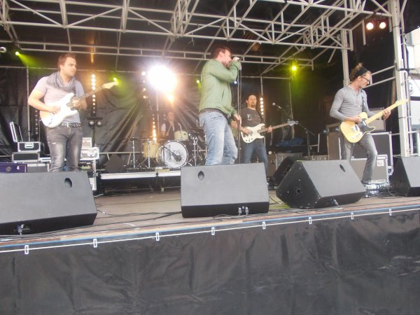 Power Festival 2012 a la louvière