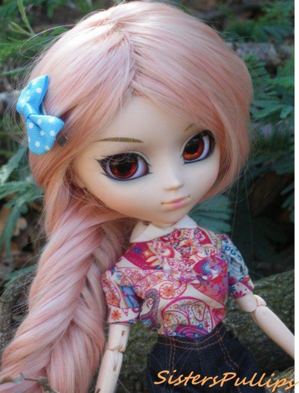 Yumi et son nouvelle obitsu