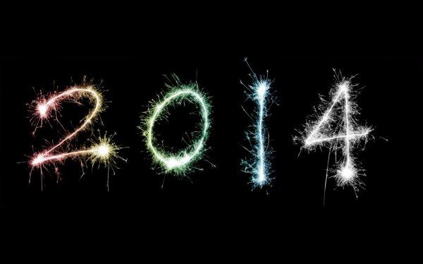 Bonne année 2014 ;) !