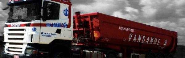 Transports VAN DAMME W. & Fils