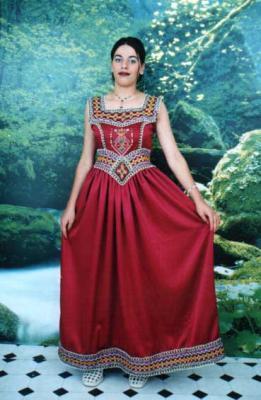Les robes de soiree kabyle