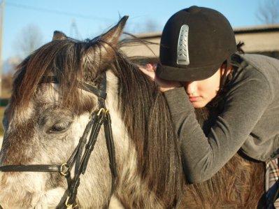 L'equitation plus qu'une passion
