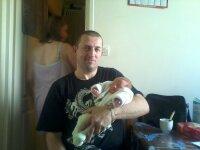 mon petit coeur avec son fils loucas