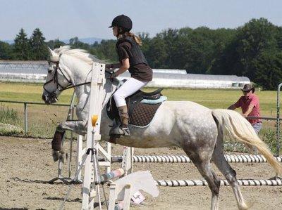 """""""Ce n'est pas un cheval et vous n'êtes pas dans un manège, c'est un partenaire de danse."""""""