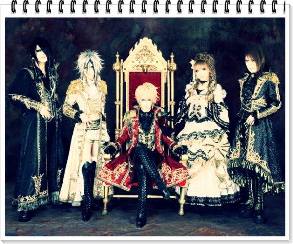 Musique : Versailles.  [ Trésor. ♥ ]