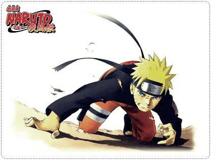 Manga : Naruto.