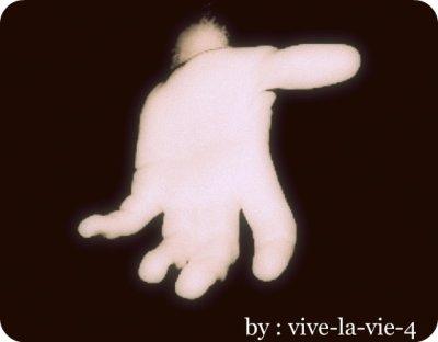 Définition de la main !