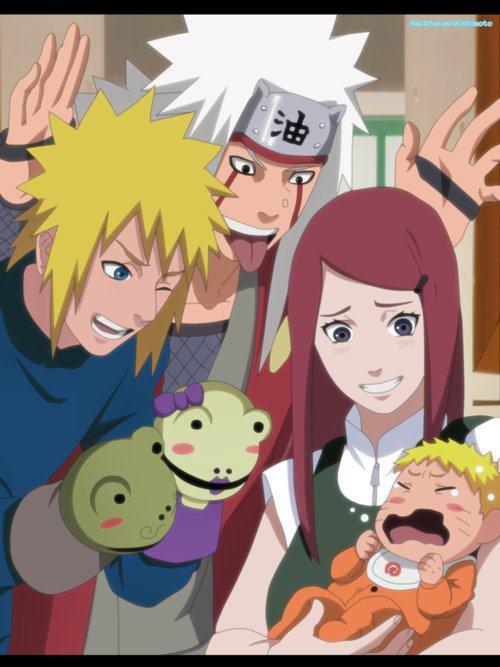 Naruto Shippuden épisode 249 Vostfr ! Bonus : La famille Uzumaki !*