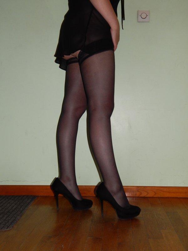 moi ce soir pour me faire a mes chaussures :p