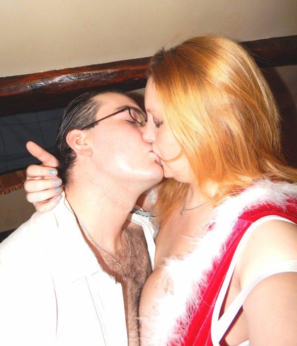 mon homme et moi je t aime mon coeur