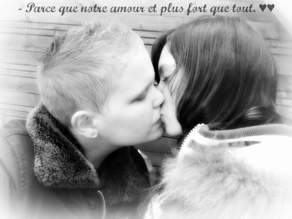 UN AMOUR Si FORT ♥
