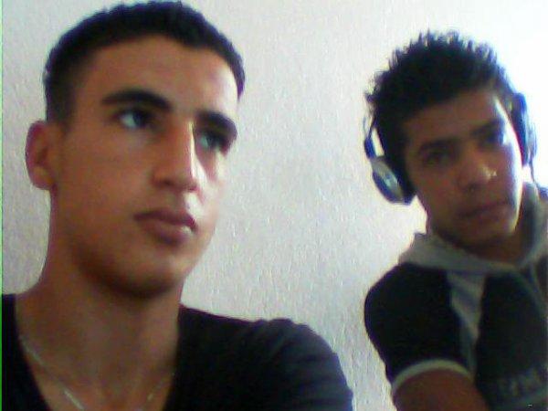 moi et m ami harboucha ^^