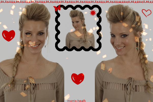 MORRIS-HEATH.skyrock.com ♦ Ta source sur la sublime Heather Elizabeth Morris