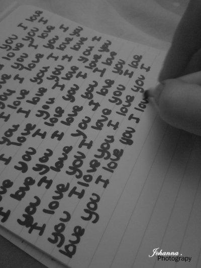 Aimer c'est facile, le plus dure c'est de se faire aimer par celui qu'on aime... ♥