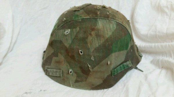 Couvre casque allemand splinter