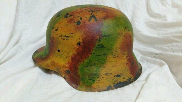 Coque casque allemand m42