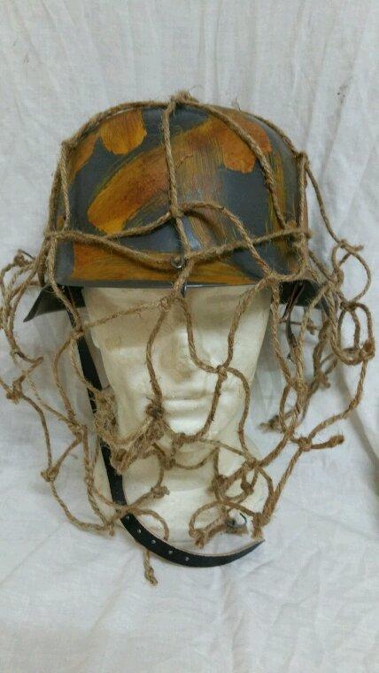 Repro casque allemand m42