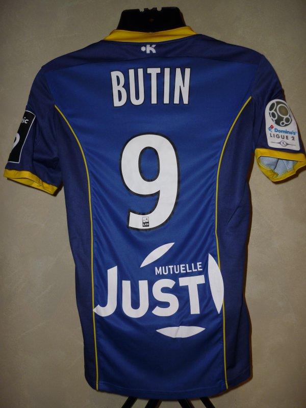 Saison 2016-2017 porté par Edouard BUTIN