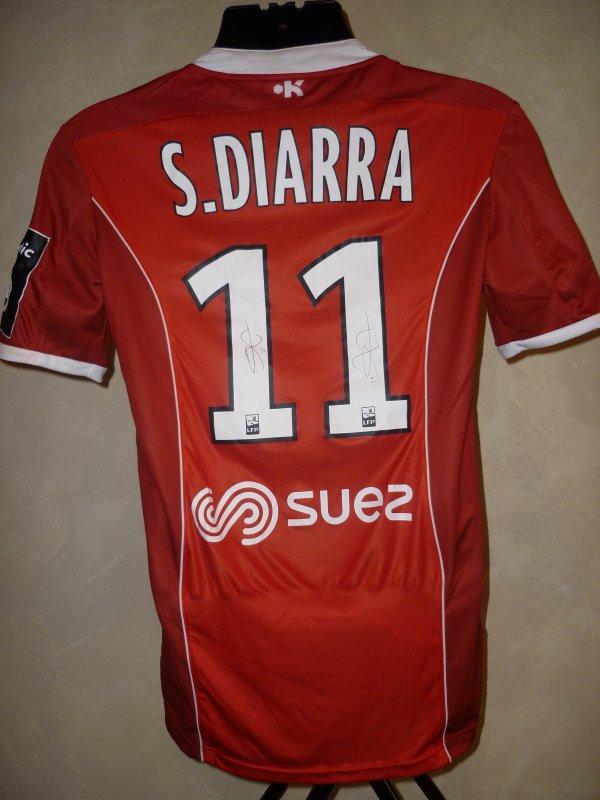 Saison 2016-2017 porté par Sigamary DIARRA