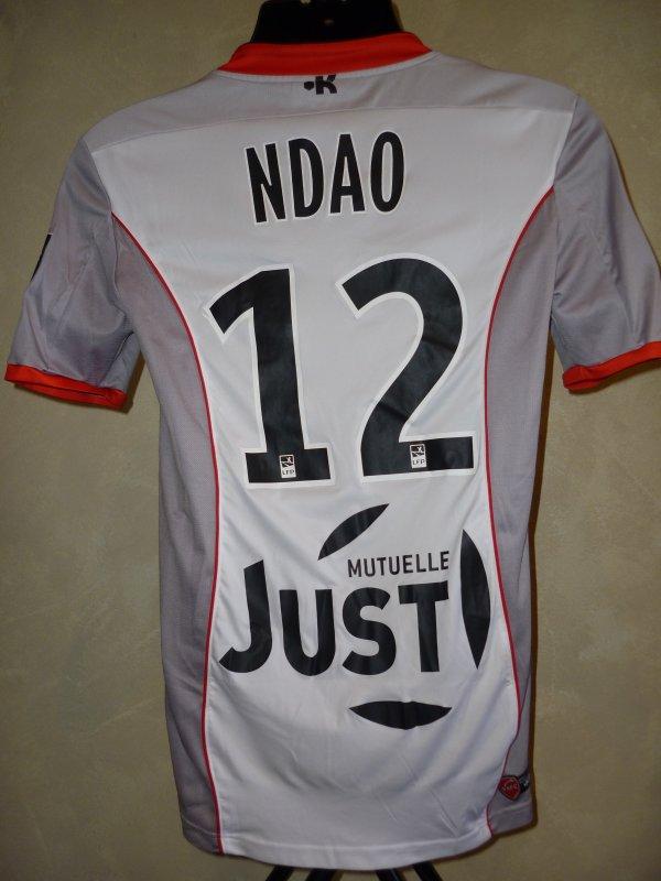 Saison 2016-2017 porté par Lamine NDAO