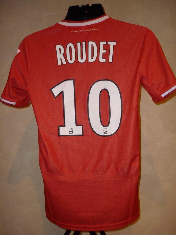 Saison 2017-2018 porté par Sébastien ROUDET