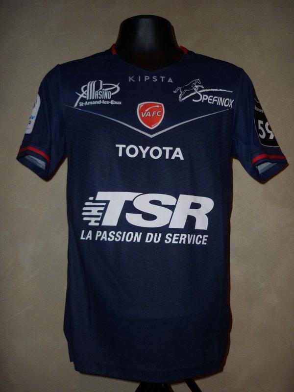 Saison 2017-2018 porté par Xavier THIAGO