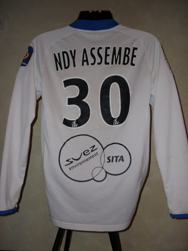 Saison 2009-2010 porté par Guy Rolland NDY ASSEMBE