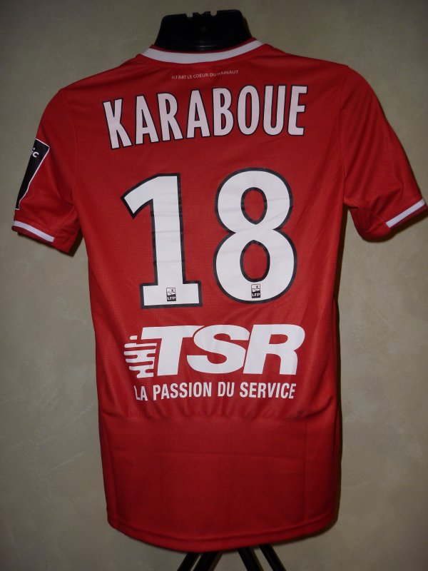 Saison 2017-2018 porté par Lossémy KARABOUE