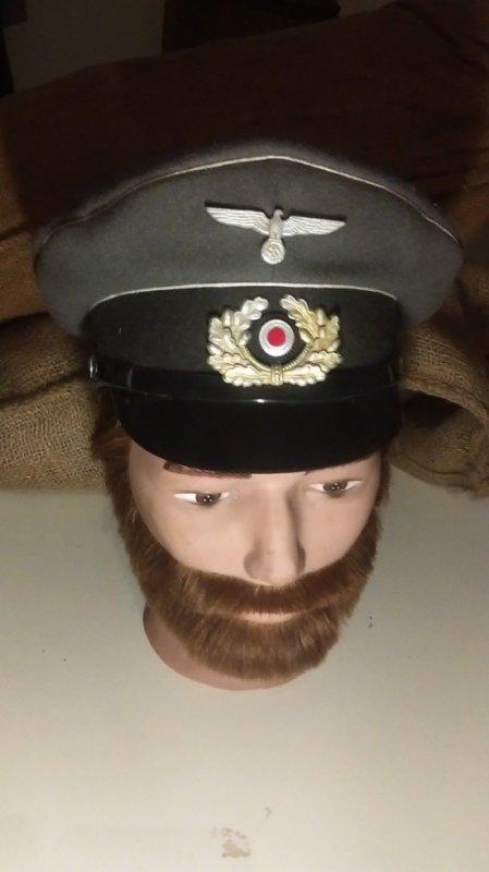 casquette allemande