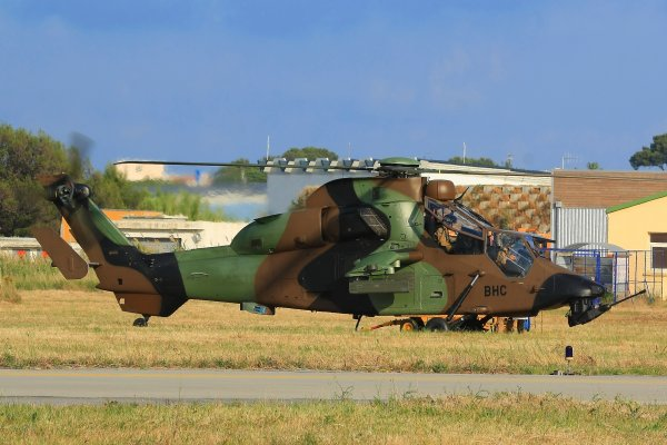 EUROCOPTER  EC665 TIGRE   FRENCH AIR FORCE