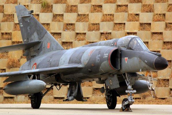 Dassault Super-Étendard  MARINE