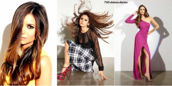 Nina Ocean Drive Magazine + Still 4X01 + Promo Season 4