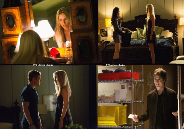 Stills and Synopsie 4X03 + Spoilers + Poster Officiel + Nina Self Mag.