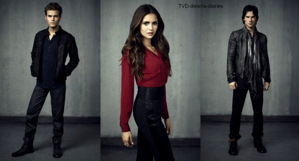 Posters Officiels + Spoilers + Nina's Birthday