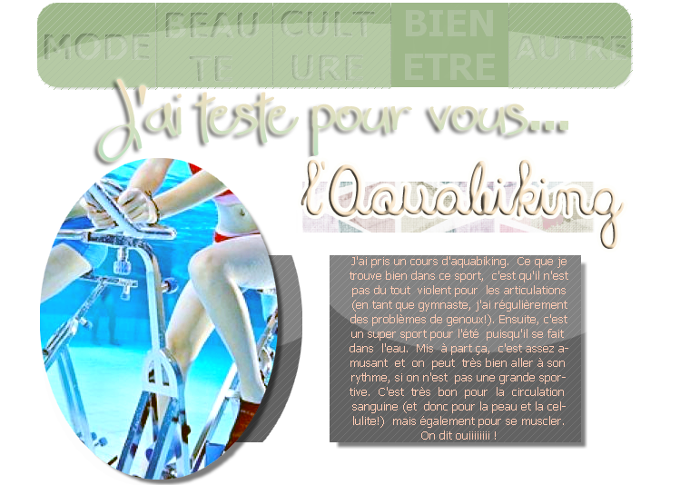 ARTICLE PROGRAMME N°2