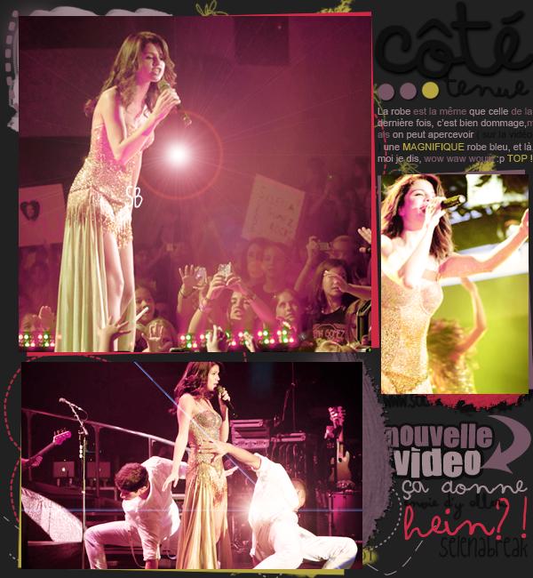 Nouvelles photo & une vidéo du WOTNT ! Vous aimez? (: