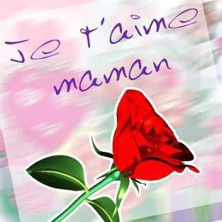 Que de Plus Précieux D'aimer Sa Maman Même Si Elle Ne Vie Plus Dans Ce Monde <3  I Love Mother <3