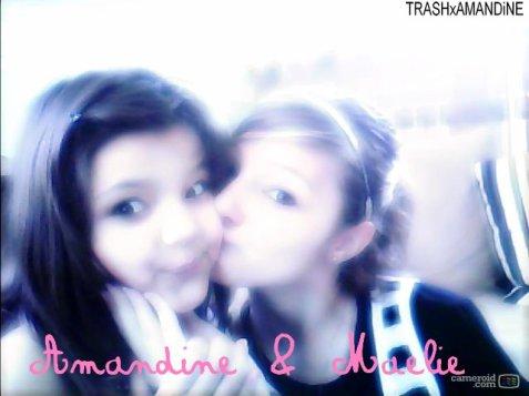 Ma petite soeur, mon coeur, mon amour