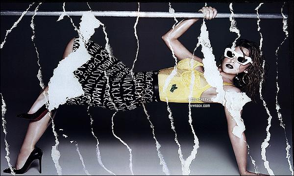 . PHOTOSHOOT : Hunger Découvrez un spot TV de la chaine Hunger TV pour le lancement de leur mag avec Cheryl en couv  !_Top/Flop ? .