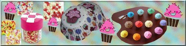Des Cupcakes à vous en faire tourner la caissette