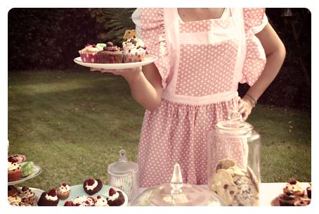 Préparer des cupcakes