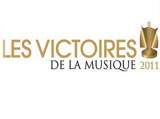 et dernière partie : les gagnants sont... Les Victoires de La Musique 2011 deuxieme et dernière partie : les gagnants sont...